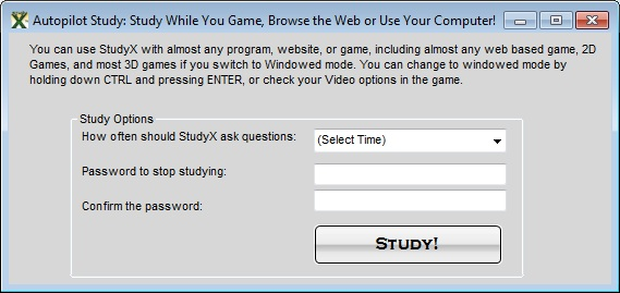 study while you browse the web